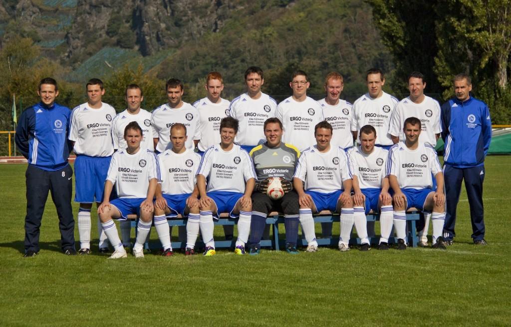 2. Mannschaft der Vesalia | Kreisklasse C 2011/2012