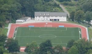Der Bau kostete 1,3 Millionen Euro. Foto: spvggcochem.de