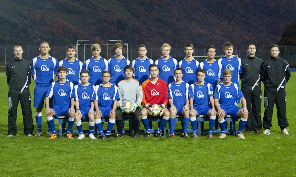 A-Junioren 2012/13