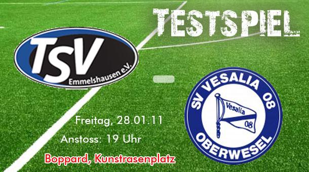 Testspiel TSV Emmelshausen - SVO I