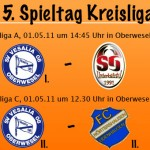 SVO I - SG Kümbdchen-Keidelheim / SVO II - SG Nörtershausen II
