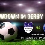 Saisonfinale in Niederburg