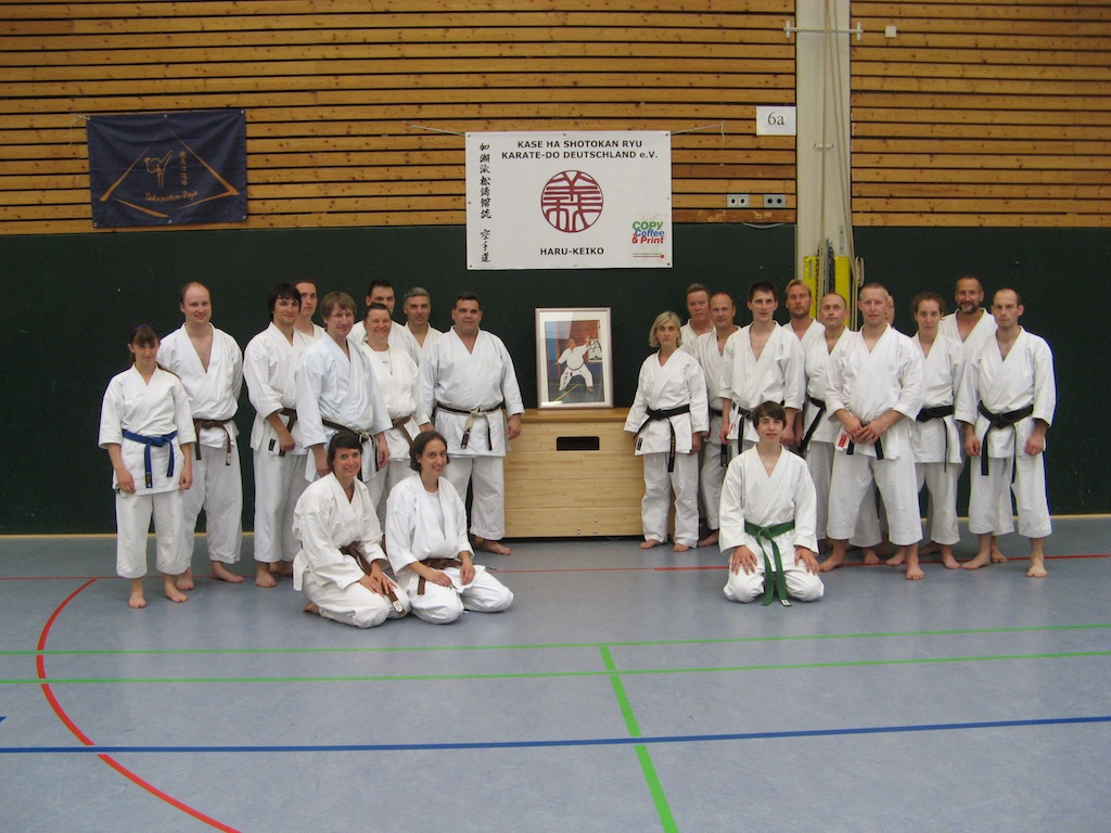 Karate Do Trainerlehrgang