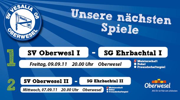 6. Spieltag in der Kreisliga A + C
