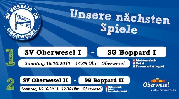 11. Spieltag in der Kreisliga A & C