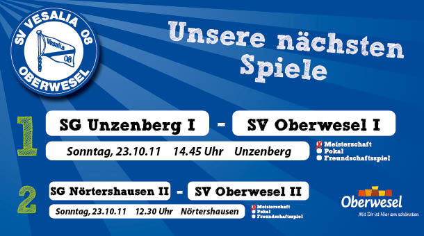 12. Spieltag in der Kreisliga A & C