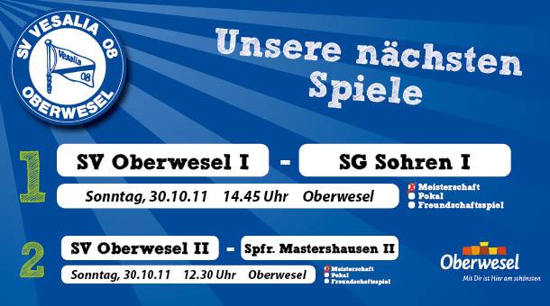 Der 13. Spieltag in der Kreisliga A & C