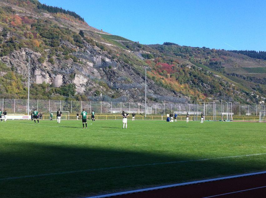 Das Derby zwischen Oberwesel und Boppard endete 1:1