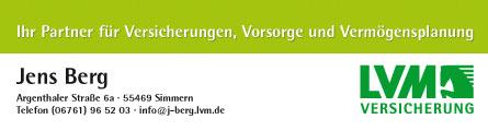 LVM Versicherung | Argenthaler Str. 6a | 55469 Simmern | 06761-965203