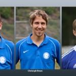 Patrik Welches, Christoph Braun, Chris Ströter