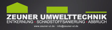 Zeuner Umwelttechnik | Im Tuchscheren 13 | 55430 Oberwesel | 06744-2310136