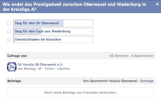 41 - Sieg SVO | 23 - Sieg SVN | 1 - Unentschieden