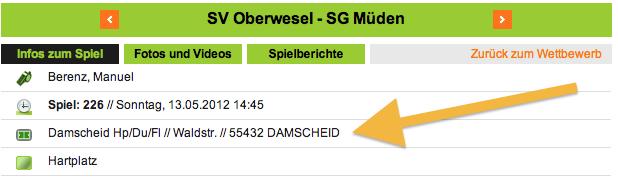 29. Spieltag in der Kreisliga A: Oberwesel spielt in Damscheid gegen Müden