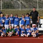 F-Junioren Kreisklasse Rhein I 2012/2013 (Klick auf Bild vergrößert Ansicht)