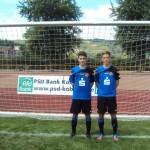 Joshua Naumann & Jonas Strunk im Trikot der TuS Koblenz
