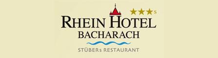 Rhein-Hotel Bacharach | Langstrasse 50 |55422 Bacharach | 06743-1243