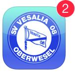 Vesalia Smartphone-App