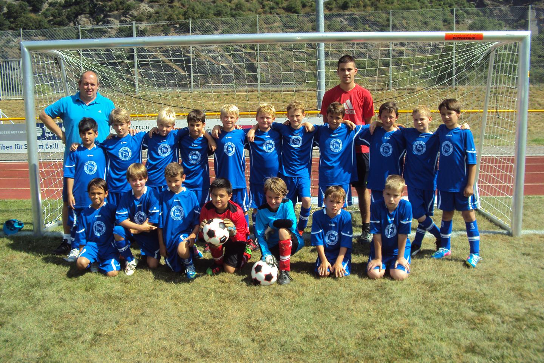 E-Junioren 2013/2014 (Klick auf Bild vergrößert Ansicht)