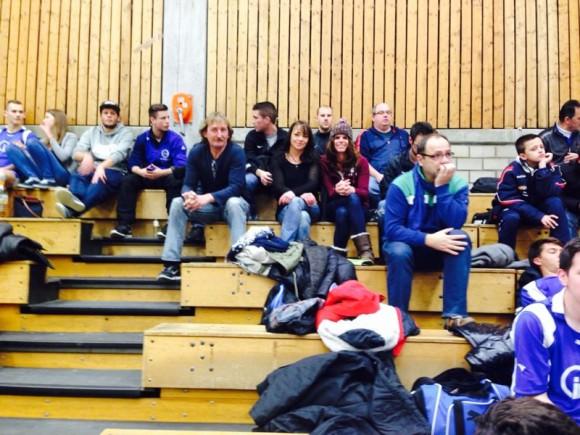 Zahlreiche Vesalen unterstützten unsere A-Jugend beim Turnier in Plaidt.