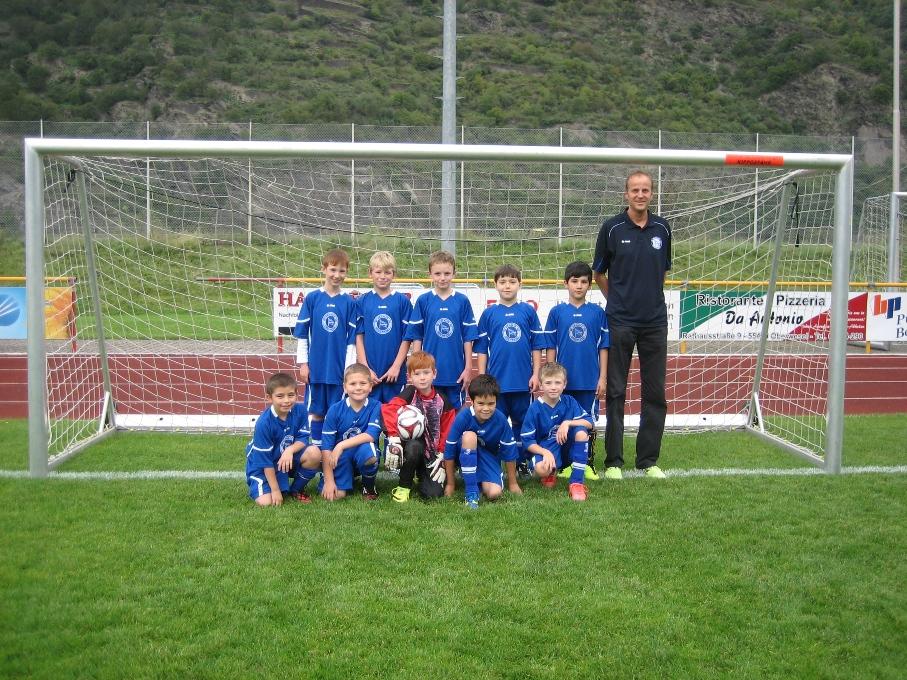 E-Junioren II 2014/2015 (Klick auf Bild vergrößert Ansicht)