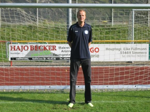 Trainer Veit Muders.1