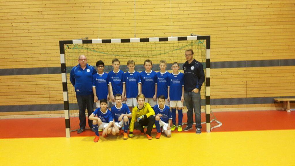 FKM D-Jugend 1.Runde