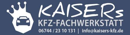 KAISERs KFZ | 55430 Oberwesel, Im Tuchscheren 13, 06744 2310131